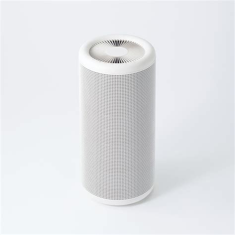 muji s quot jet cleaning quot air purifier i want one luftreiniger industriedesign luft