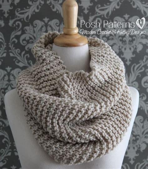 knit cowl pattern knitting pattern easy knit cowl pattern