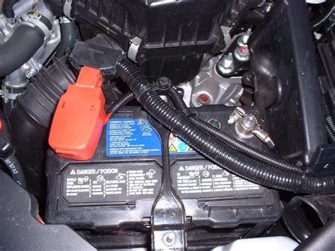 battery 2007 honda civic need new battery terminal honda tech honda forum