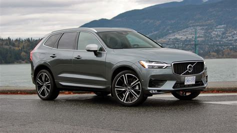 volvo test drive 2018 volvo xc60 test drive review