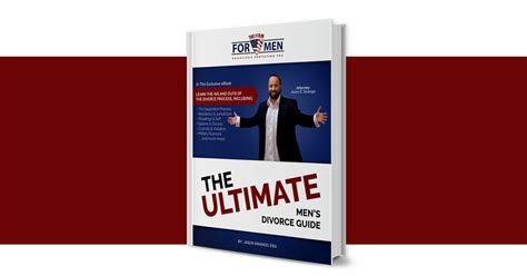 Divorce Guide free e book the ultimate men s divorce guide
