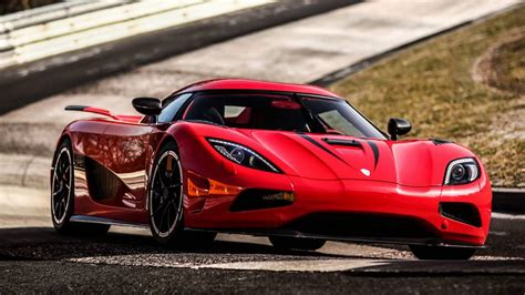 koenigsegg agera fastest car in top 10 top speed 273 mph