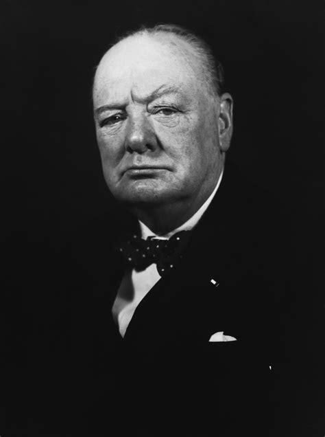 Winston Churchill- Recherche de personnes avec photos