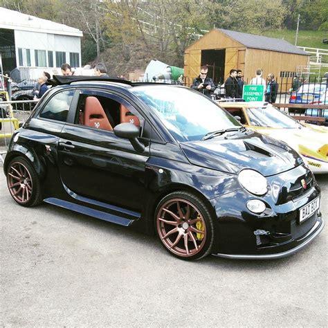 abarth styling tmc motorsport 500 595 695