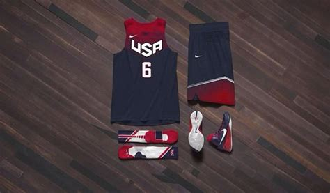 jersey design basketball 2015 elite nike usa basketball reveal their uniforms for fiba world cup