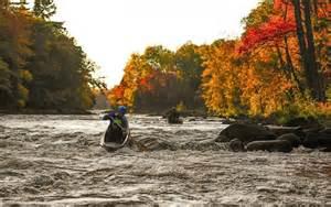 Half Curtain Featured Destination The Madawaska Kanu Centre Canoe