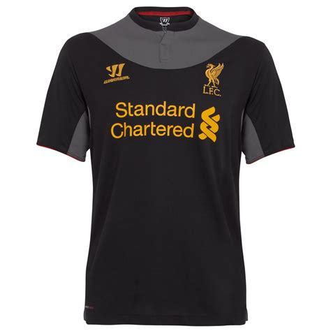 Jersey Liverpool Third 2012 2013 liverpool 2012 13 home away third kit by warrior sports