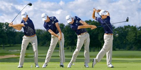 stages of golf swing quick tips to become a better ball striker golf tribune