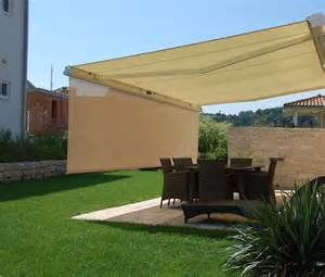 Retractable Awnings Cost Folding Arm Awnings Retractable Blinds And Awnings