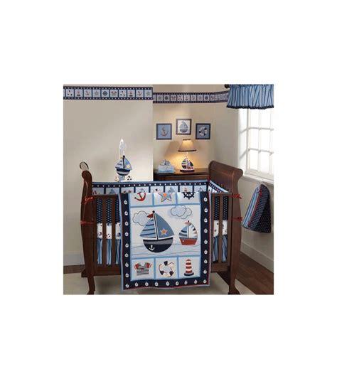 Sail Away Crib Bedding Bedtime Originals Sail Away 3 Crib Bedding Set