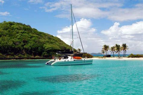 catamaran sailing destinations st martin st maarten honeymoon catamaran sailing trip
