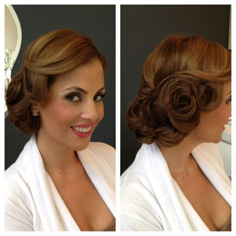 best 25 vintage updo ideas on vintage bridal hair bridal hair updo vintage and