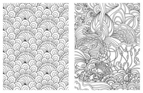 peaceful patterns coloring pages posh adult coloring book soothing designs for fun