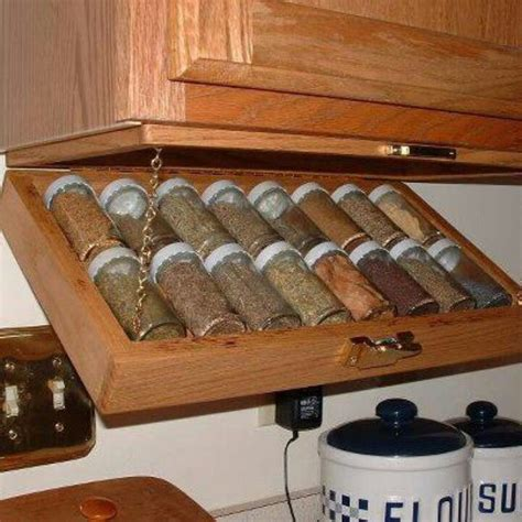 Space Saving Spice Rack Spice Rack Space Saver Favorite Places Spaces