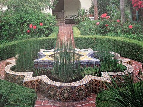 backyard fountains outdoor furniture design and ideas