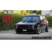 VW Golf Mk1 GTI  NordicAutomotive Ep 1 YouTube