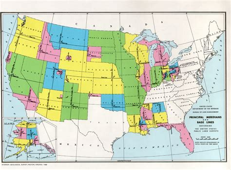 a small map of the united states small map of the united states