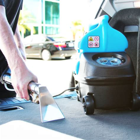 Mytee S300 Tempo Carpet Upholstery Extractor by S300 Tempo Spotter Portable Upholstery Detailer Spot Extractor Unoclean