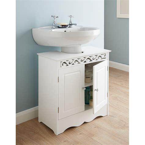 Camille undersink cabinet bathroom furniture storage