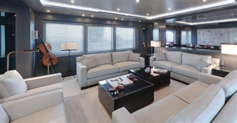 yacht interior design trends  yacht management