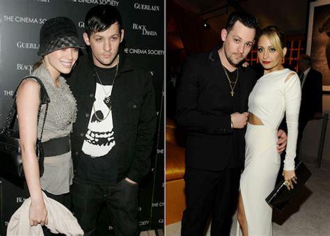 Hilary Duff And Joel Madden Split hilary duff joel madden and richie s