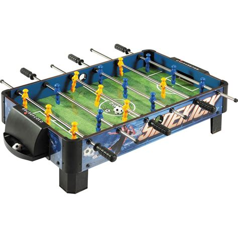 carmelli sidekick 38 quot table top foosball table