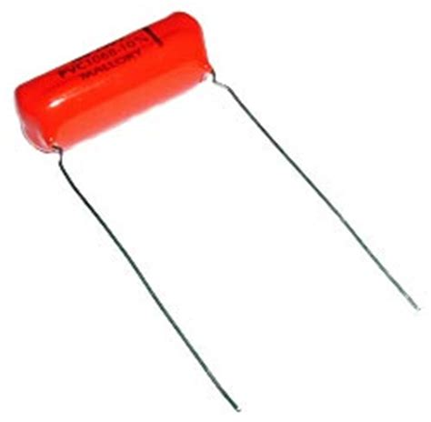 mallory orange drop capacitors 0 68 uf 68uf 100v orange drop radial capacitor mallory pvc1068 west florida components