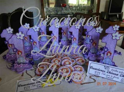 cotillon de sofia princesita cumplea 241 os tematico princesita sofia imagui