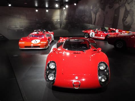 Alfa Romeo Museum by Alfa Romeo Museum Milan Arese