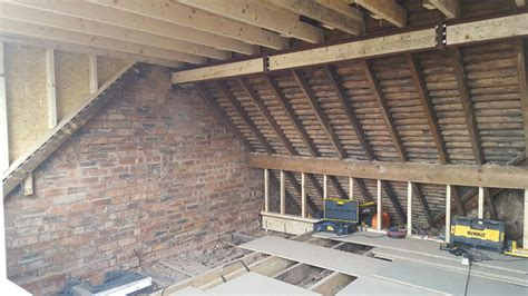 Building A Dormer On An Existing Roof New Rear Dormer Loft Conversion Wednesbury West Midlands