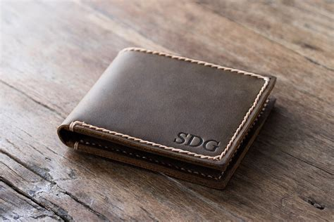 Leather Wallet Coin leather coin pocket wallet joojoobs