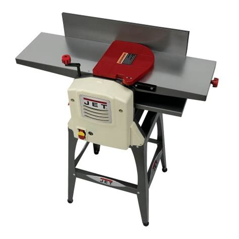 jet jjp 10btos 10 inch bench top jointer planer table