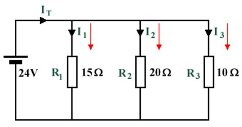 are resistors in parallel current dividers the current divider