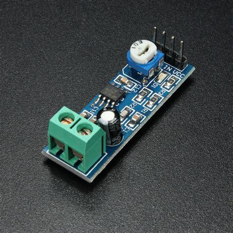 simple amplifier   arduino