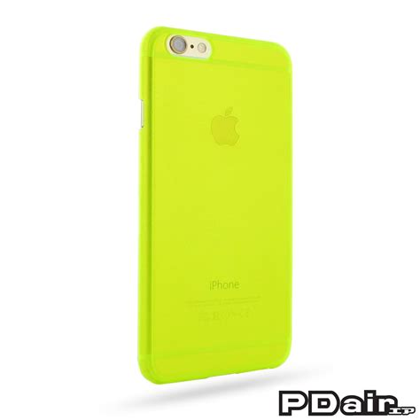 Iphone 6 Ultra Thin Iphone 6 Iphone 6 Iphone 6 iphone 6 6s 0 6mm ultra thin plastic cover yellow