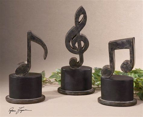 Musical Notes Decorations by Notes Table Decor