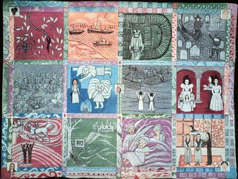 Story Quilt by Decatur High School Library Wiki Story Quilts
