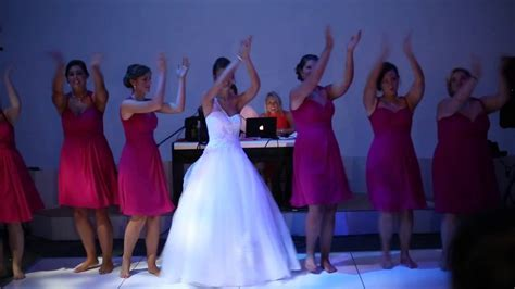 Best Wedding Surprise Dance Ever! Backstreet Boys Grand