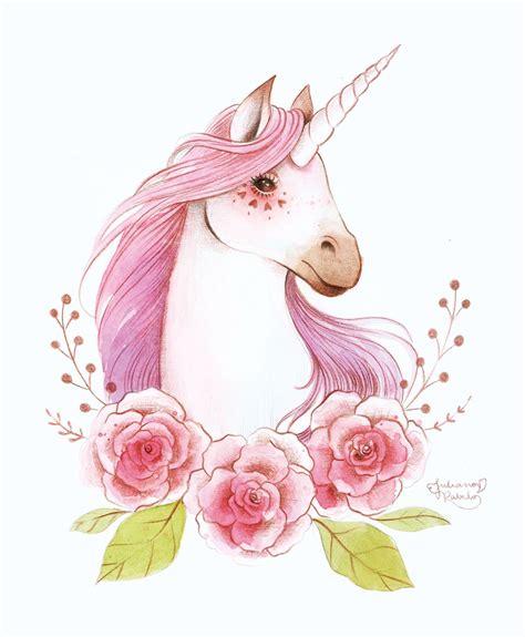 unicorn unicorns watercolor and wallpaper