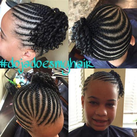 Hair Braid Platting | hairstyles for platting natural hair natural kids hair