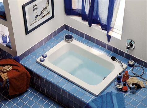 vasche da bagno a incasso vasche da bagno piccole cose di casa