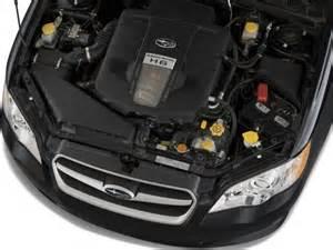 Subaru H6 Engine Image 2009 Subaru Legacy 4 Door H6 Auto 3 0r Ltd Engine