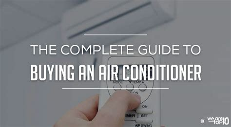 multi engine guide the comprehensive guide to prepare you for the faa checkride guide series books the complete guide to buying an air conditioner