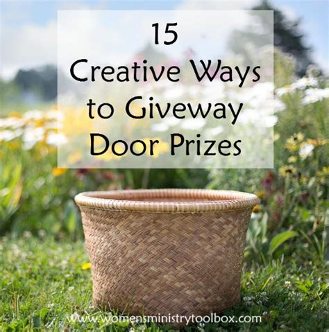 Ideas For Prize Giveaways - 17 best ideas about door prizes on pinterest shower prizes prize ideas and baby
