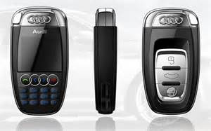 Audi Phone Audi Key Mini Cell Phone A7