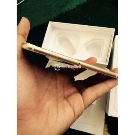 Murah Jam Tangan 16gb iphone 6 gold kondisi bekas 16 gb fullset