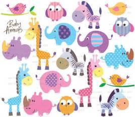 cute animals free clipart