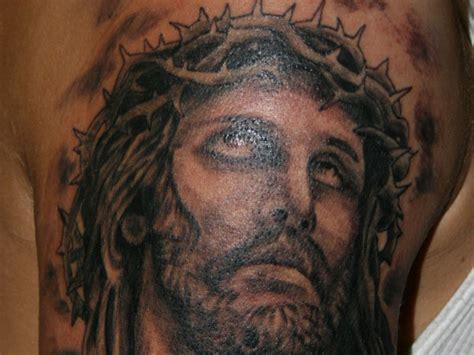 tattoo black jesus black jesus tattoos www imgkid com the image kid has it