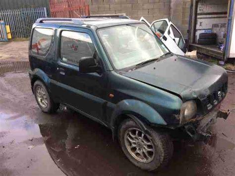 Suzuki Car Repair Suzuki Jimny Spares Or Repairs Car For Sale