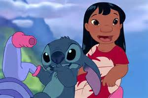 knew lilo amp stitch originally violent